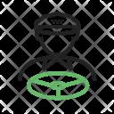 Cab Driver Icon