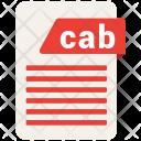 Cab Format Formats Icon