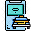 Cab location Icon