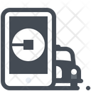 Cab Mobile Application Icon