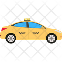 Cab Service Car Service Public Transport Icon