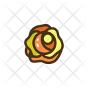 Cabbage Vegetable Vegetables Icon