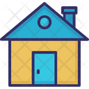 Cabin Cottage Home Icon