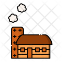 Cabin House Cottage Icon