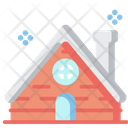 Cabin House Home Icon