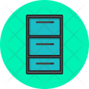 Cabinet Business Tool Icon