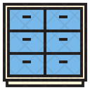Cabinet Door Cabinet Drawer Icon