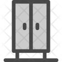 Cabinet Clothes Doors Icon
