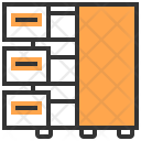 Cabinet Tool Work Icon
