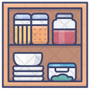 Containers Food Storage Icon