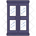 Cabinet Dressing Home Icon