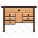 Cabinet Drawer Interior Icon