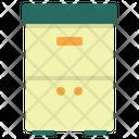 Cabinet Document File Icon