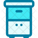 Cabinet Document File Icon