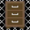 Cabinet Furniture Drawer Icon