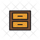 Cabinet Cupboard Document Icon