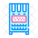 Cabinet Storing Charging Icon