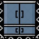 Cabinet Cupboard File Cabinet Icon