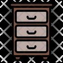 Cabinet Cupboard Wardrobe Icon
