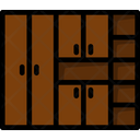 Cabinet Drawer File Icon