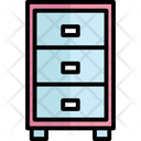 Cabinet Cupboard Cupboard Drawers Icon