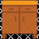 Cabinet Closet Drawer Icon