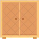 Cabinet Closet Cupboard Icon