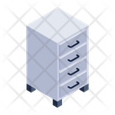 Drawers Chest Of Drawers Cabinets Icon