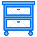 Cabinets Storage Cabinet Icon