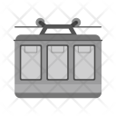 Cable Car Trolley Icon