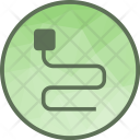 Cable Wire Connector Icon
