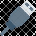 Plug Cable Connector Icon