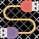 Cable Usb Hdmi Icon