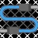Cable Connector Plug Icon