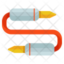 Cable Music Equipment Icon