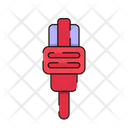 Cable Tv Connector Icon