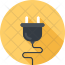 Cable Connection Energy Icon
