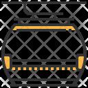 Cable Car Mountain Icon