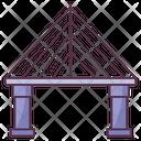 Cable Bridge Icon