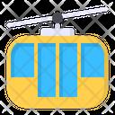 Cable Car Gondola Icon