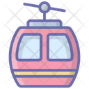 Cable Car Cableway Ropeway Icon
