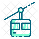 Cable Car Cable Car Icon
