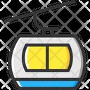 Cable Car Ski Lift Lift Icon