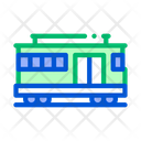 Public Transport Cable Icon