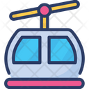 Cabine Cable Cable Car Icon
