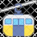 Cable Car Cableway Gondola Icon