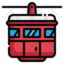 Cable Car Transport Icon
