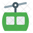 Cable Car Ropeway Icon