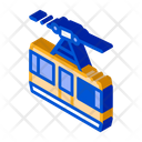 Aerial Cable Car Icon