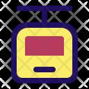 Cable Car Cabin Icon